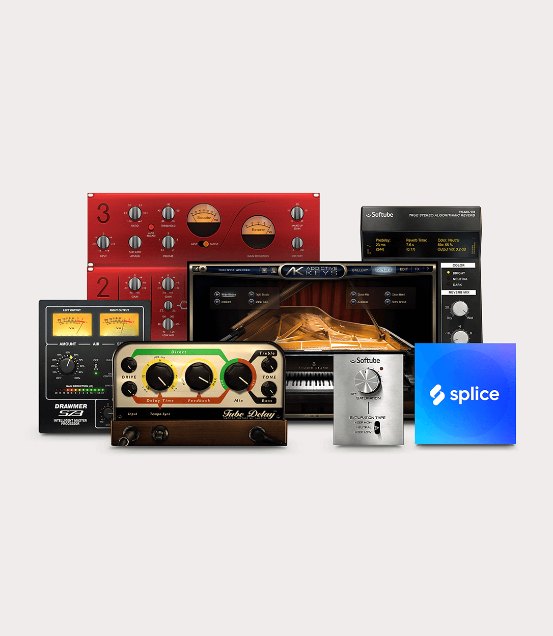 All the tools you need to produce right, now