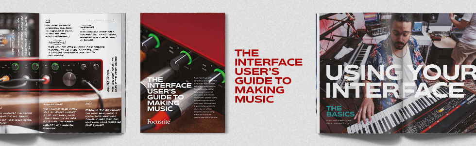 The Interface User's Guide To Making Music