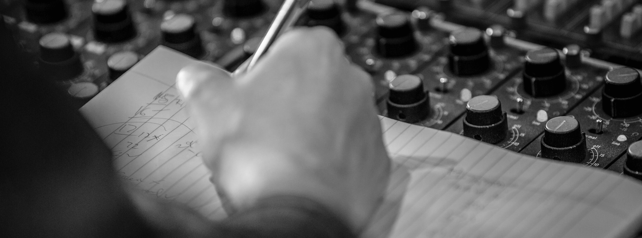 Focusrite Sign Up Header