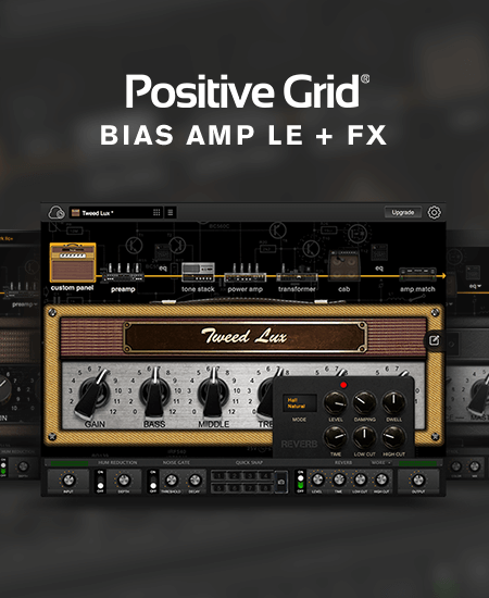 Positive Grid BIAS Amp LE + FX thumbnail