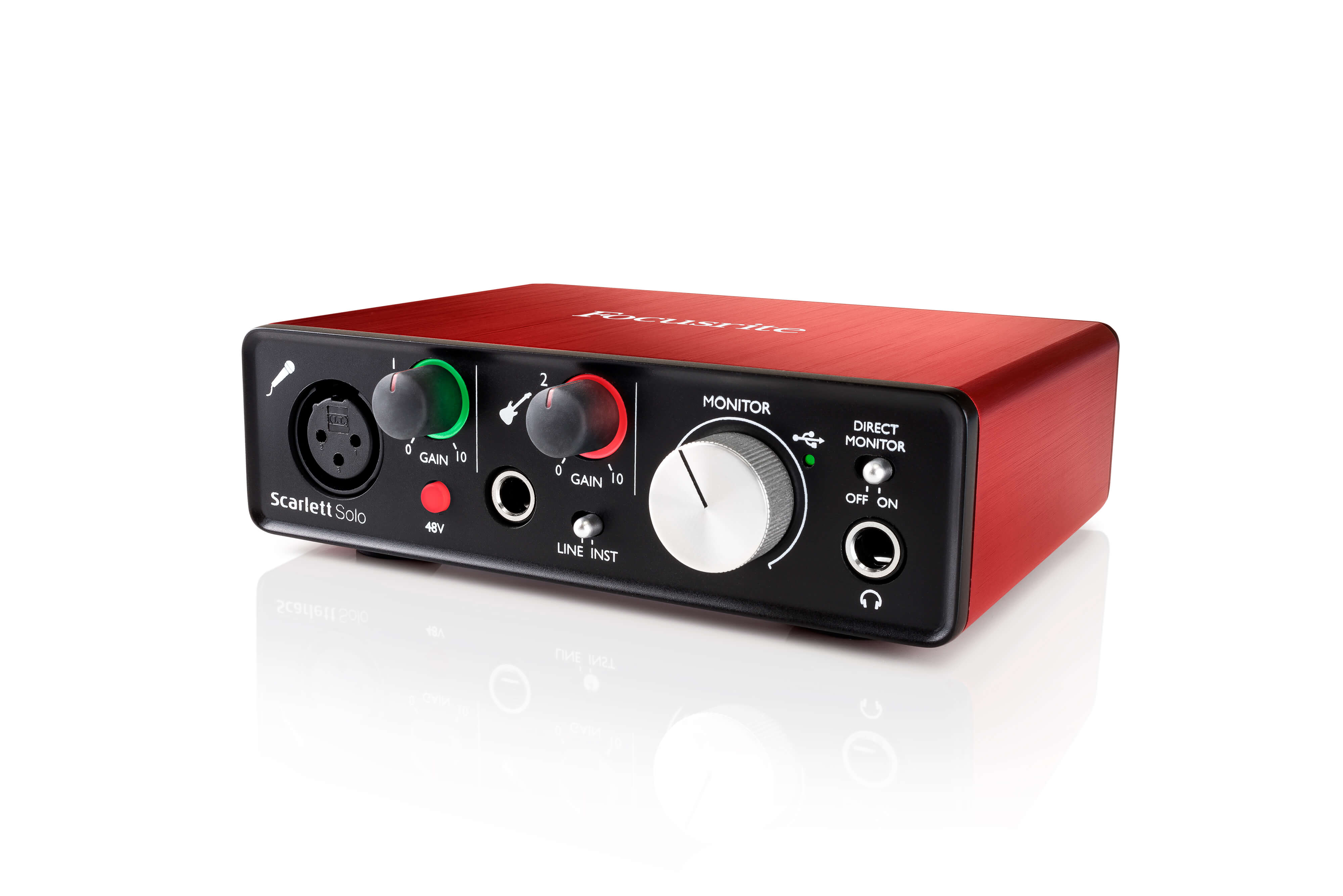 focusrite scarlett solo 2nd gen drivers