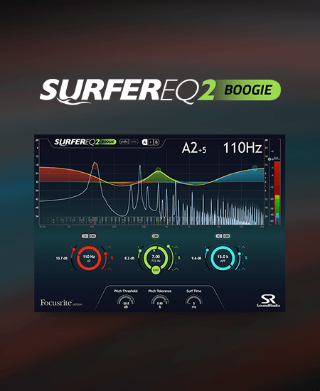 Plug-in Collective | Focusrite