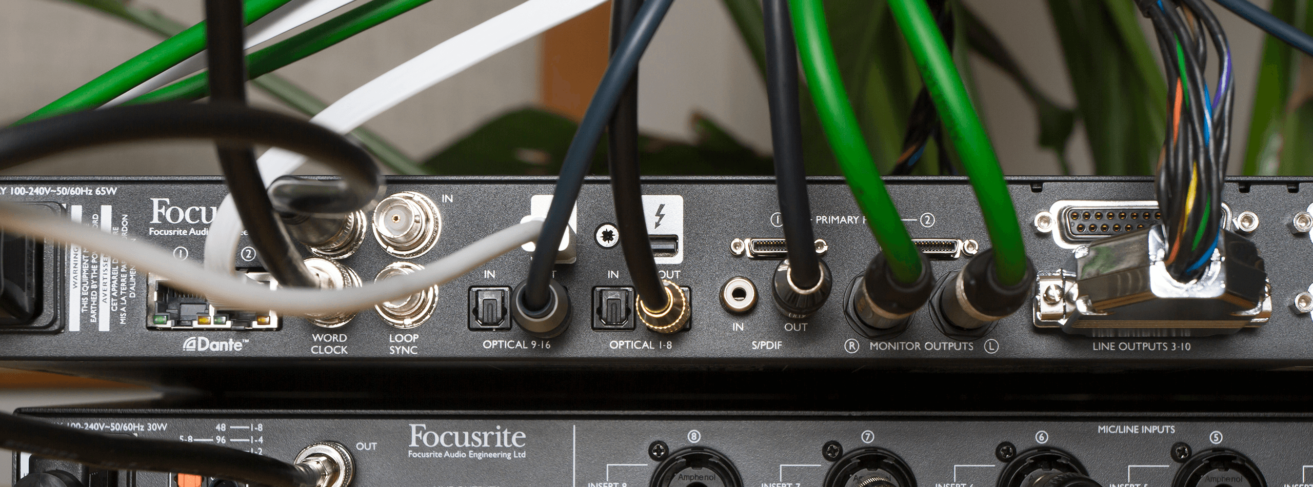 System Science Part 4 Digital Considerations Focusrite Way Toslink Optical Switch Case Study