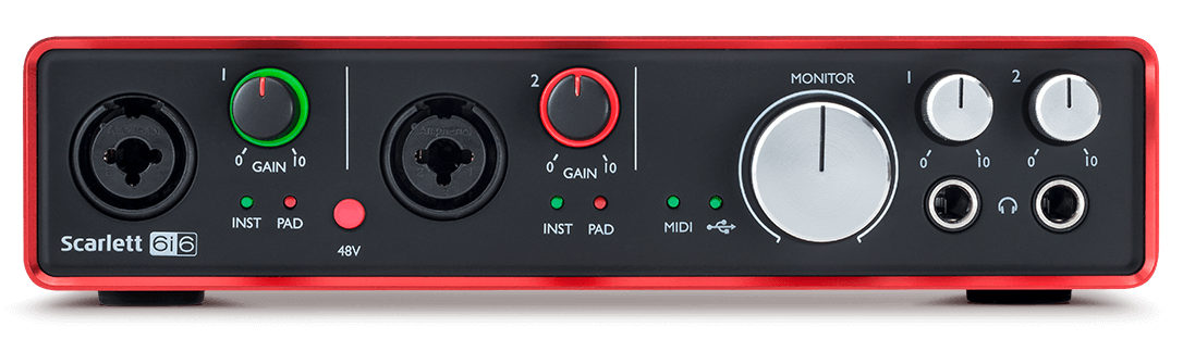 Don't own a Focusrite interface?